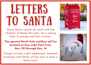 Have your kids written their letters to Santa yet?