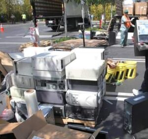 It's time for some spring cleaning. Specifically your electronics, hazardous was