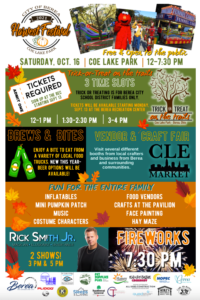 Mark your calendar for the Harvest Festival, happening Saturday, October 16, at