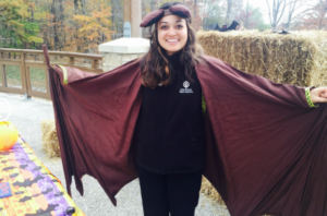 Here's a fun event for the kiddos…Cleveland Metroparks Spooky Center at the Wa